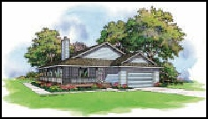 Pre-Engineered 1 Story Homes 900 - 2,000 sqft