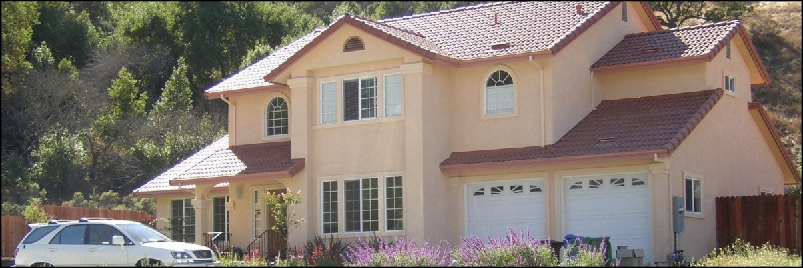 Scottsdale - Courtesy California Precut Homes