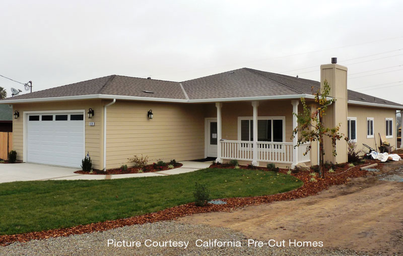 30 equity in less than 210 days pacific modern homes Pre cut homes