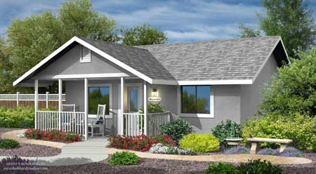 Gold Country Kit Homes The Maywood
